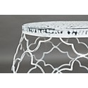 Jofran Global Archive Multi-Dimensional Accent Table - Detail Shot