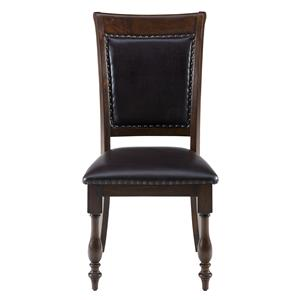 Jofran Grand Havana Traditional Dining Chair