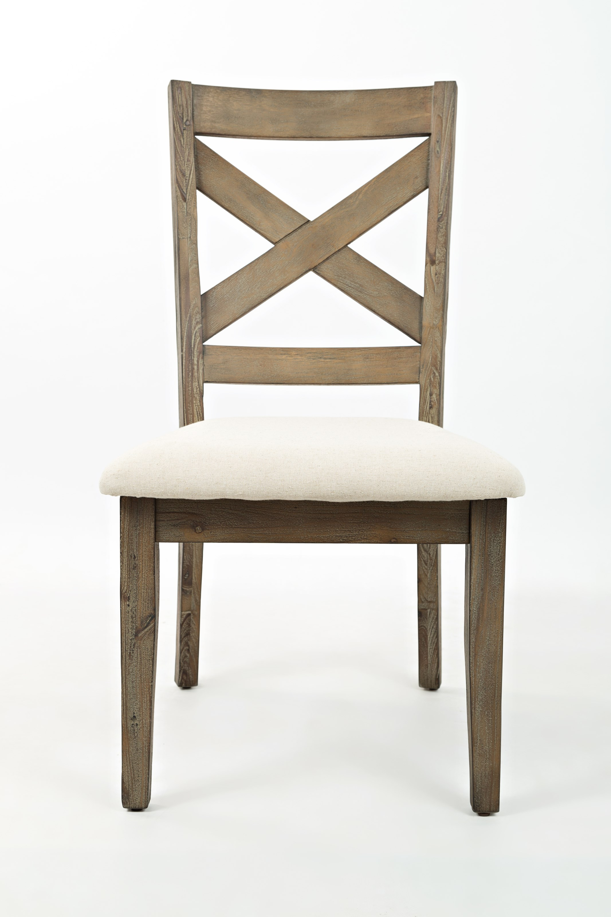 Jofran Hampton Road X Back Dining Chair - Item Number: 872-628KD