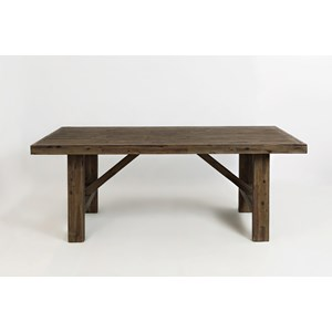Jofran Hamden Trestle Dining Table