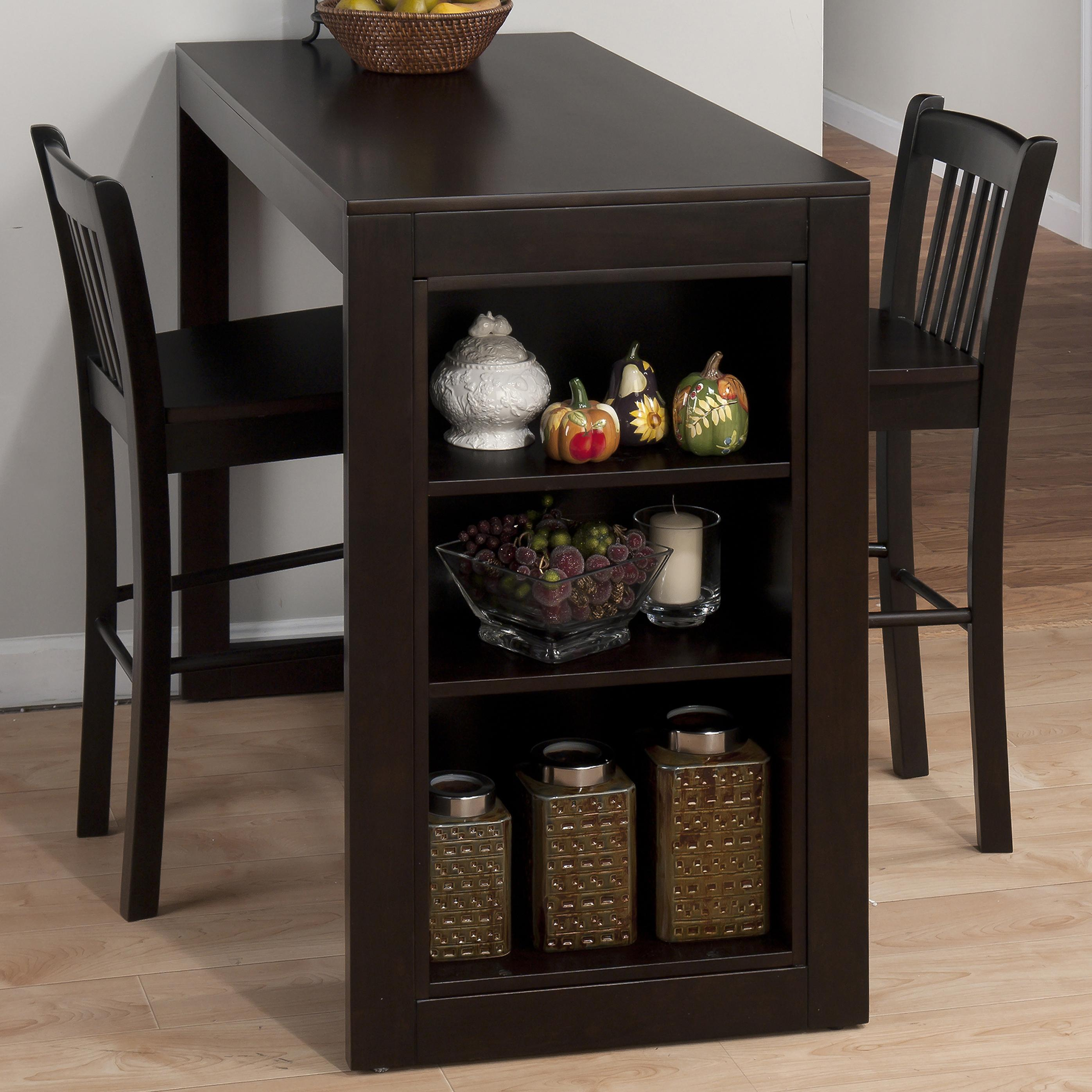 Morris Home Furnishings Yatesville Yatesville Counter Height Table - Item Number: 810-48