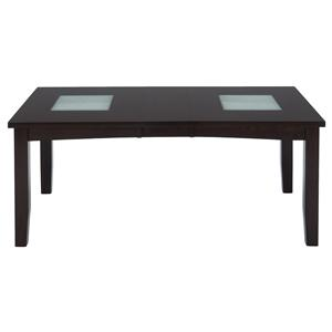Jofran Chadwick Espresso Rectangle Extension Table