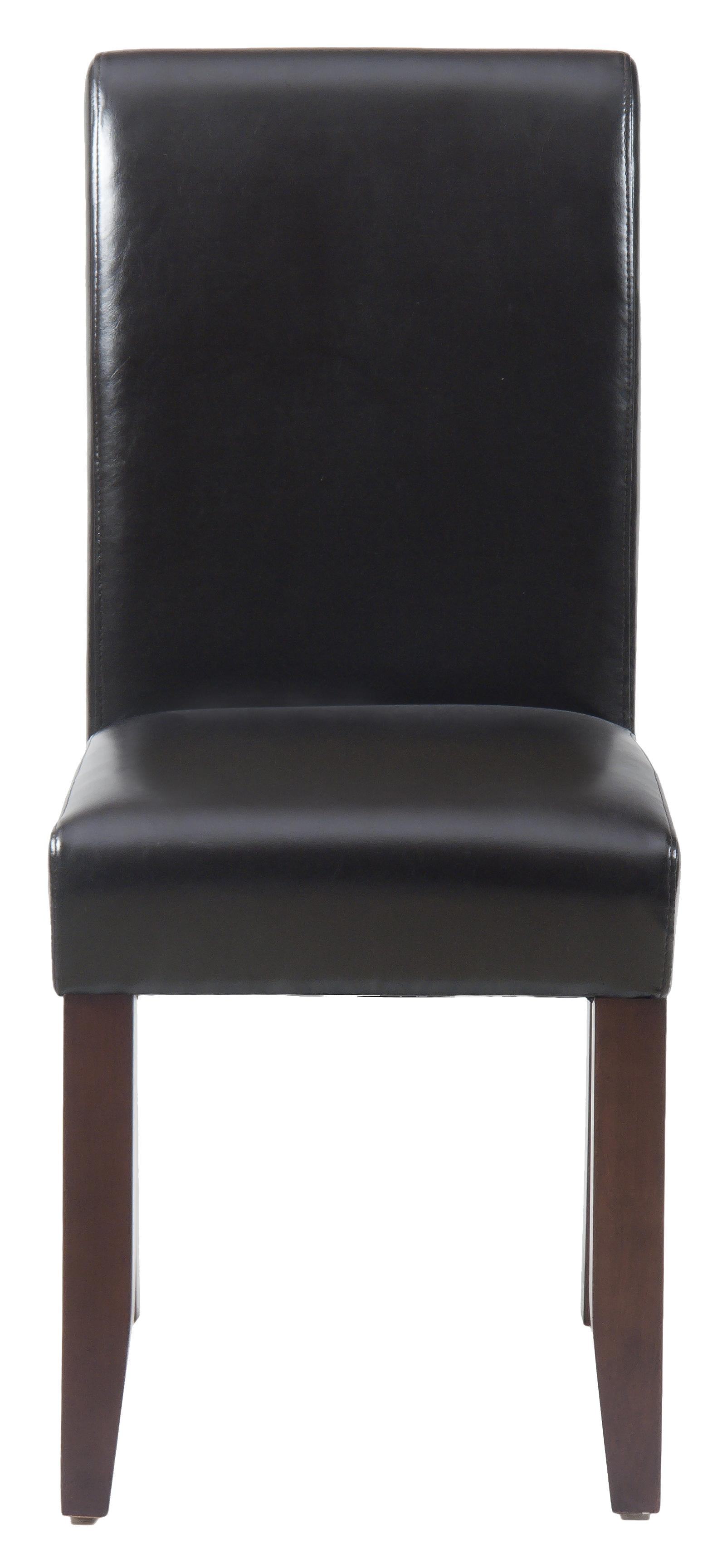 Jofran Carlsbad Cherry Chestnut Bonded Leather Chair - Item Number: 888-480KD