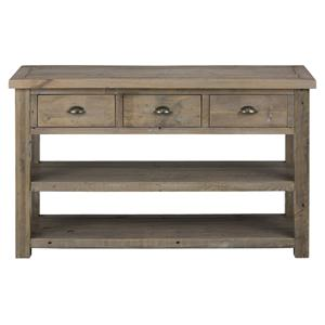 Morris Home Furnishings Danbury Lane Danbury Lane Sofa Table