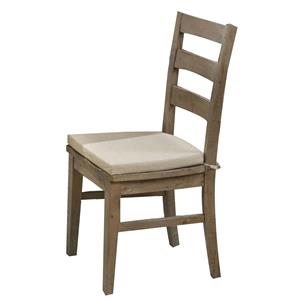 Jofran Slater Mill Pine Dining Side Chairs