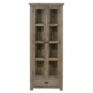 Jofran Bancroft Mills Display Cupboard
