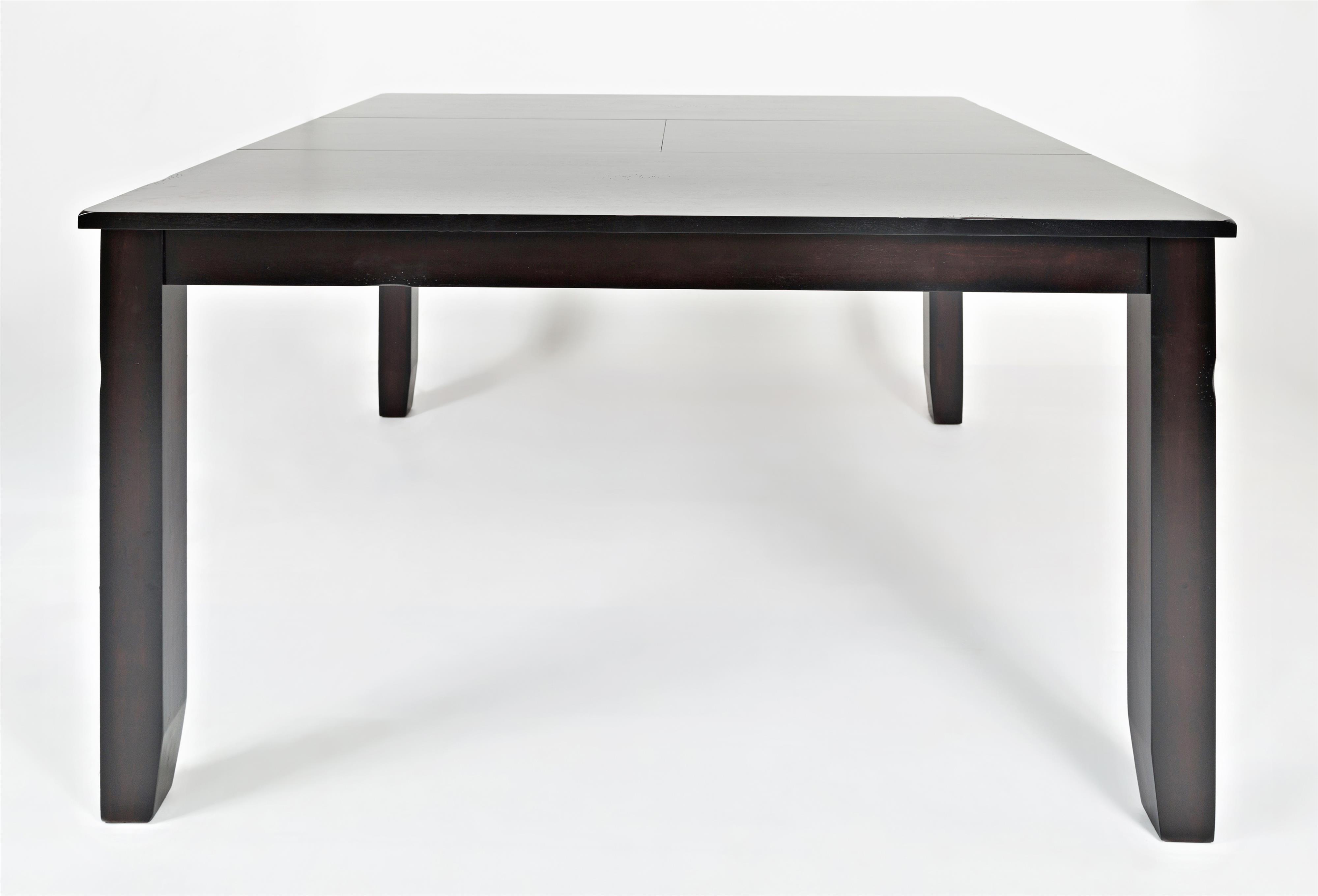 Jofran Dark Rustic Prairie Counter Height Table - Item Number: 972-61