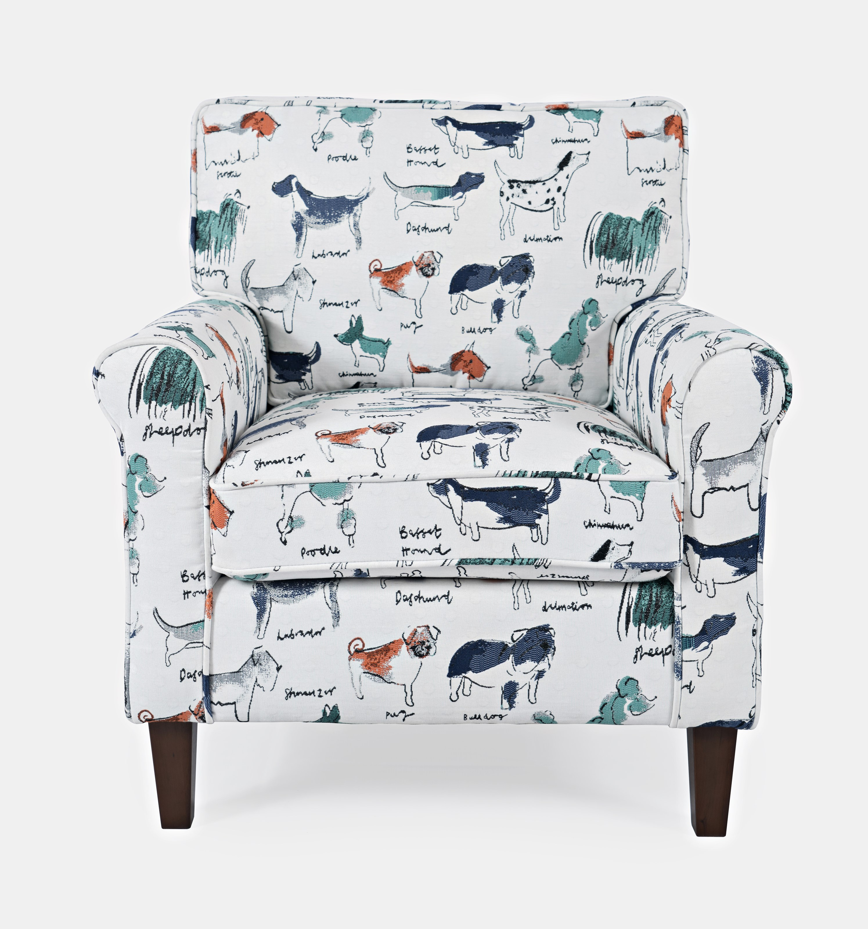 Accent Chairs Baxter Chair by Jofran at Stoney Creek Furniture