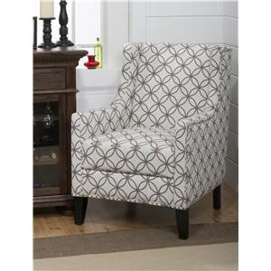 Jofran Upholstered Accent Chairs Blake Accent Chair