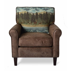 Buck Accent Chair