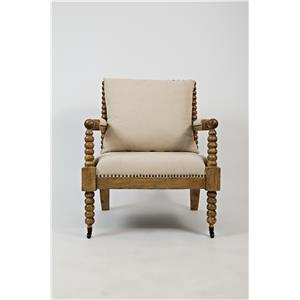 Jofran Accent Chairs Collins Accent Chair