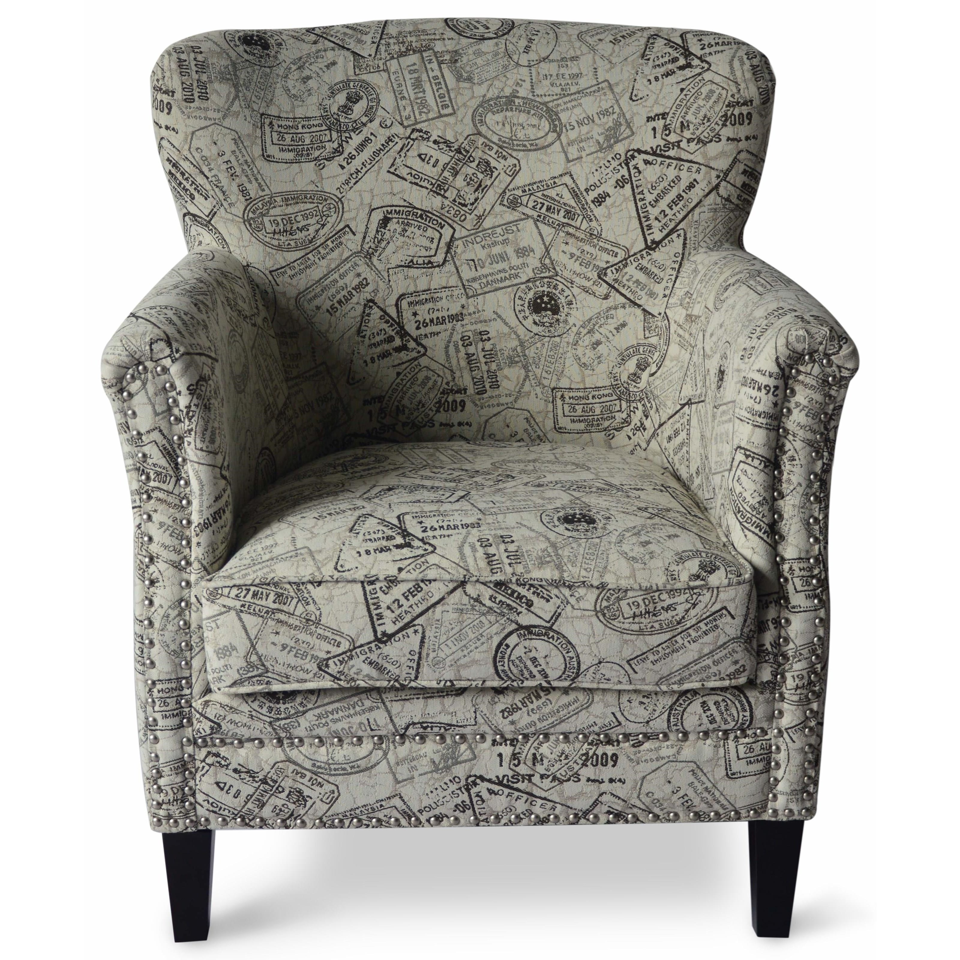 Globetrotter Accent Chair