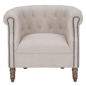 Jofran Upholstered Accent Chairs Grace Club Chair