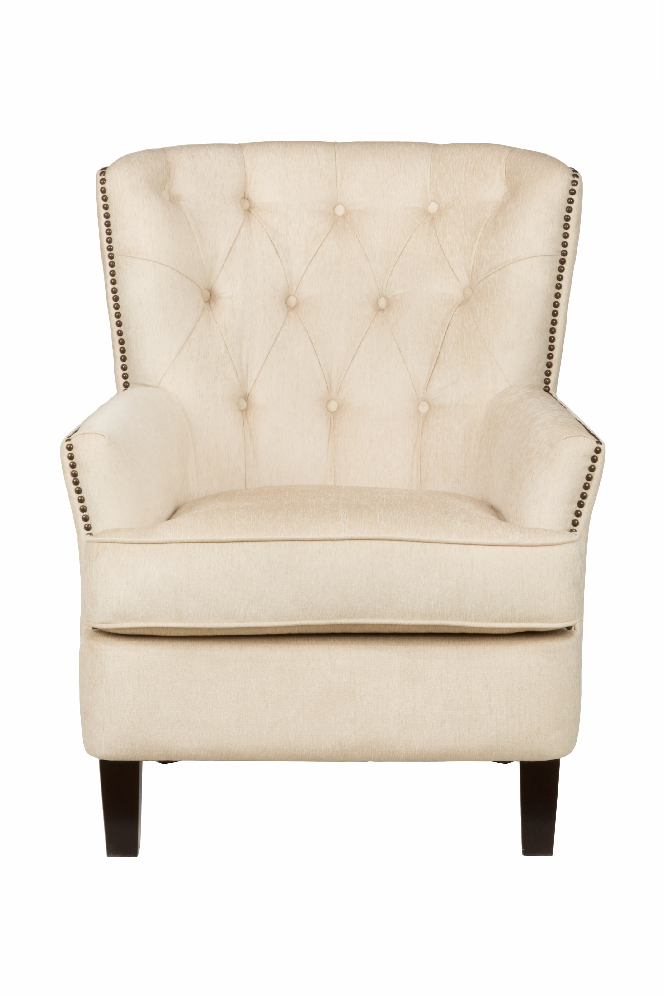 Jofran Easy Living Hudson Arm Chair - Item Number: HUDSON-CH-OYSTER