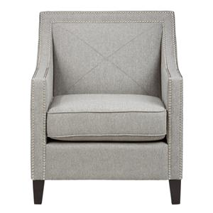 Jofran Upholstered Accent Chairs Ash Luca Club Chair