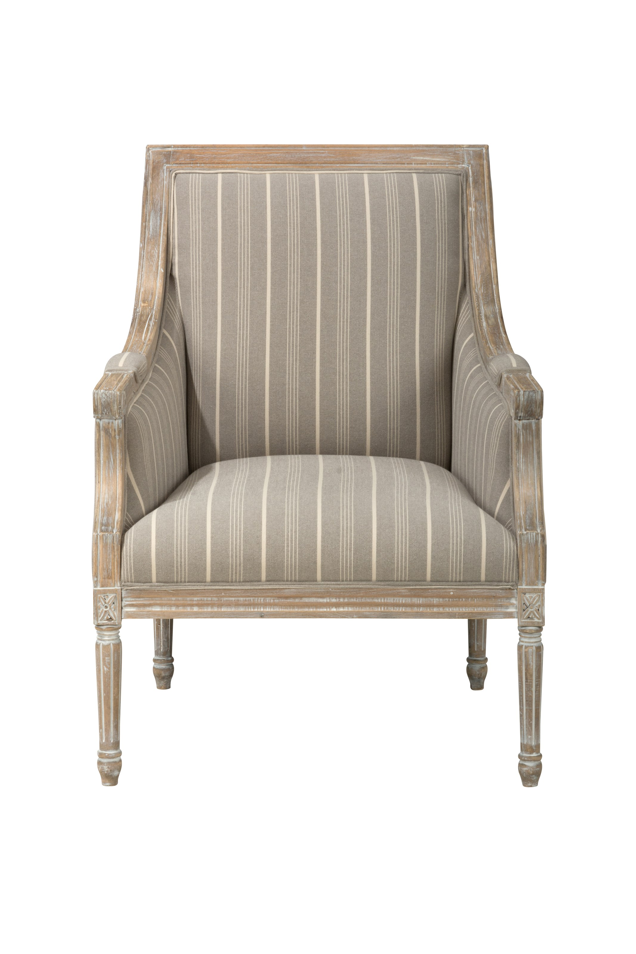 Jofran Easy Living McKenna Accent Chair  - Item Number: MCKENNA-CH-TAUPE