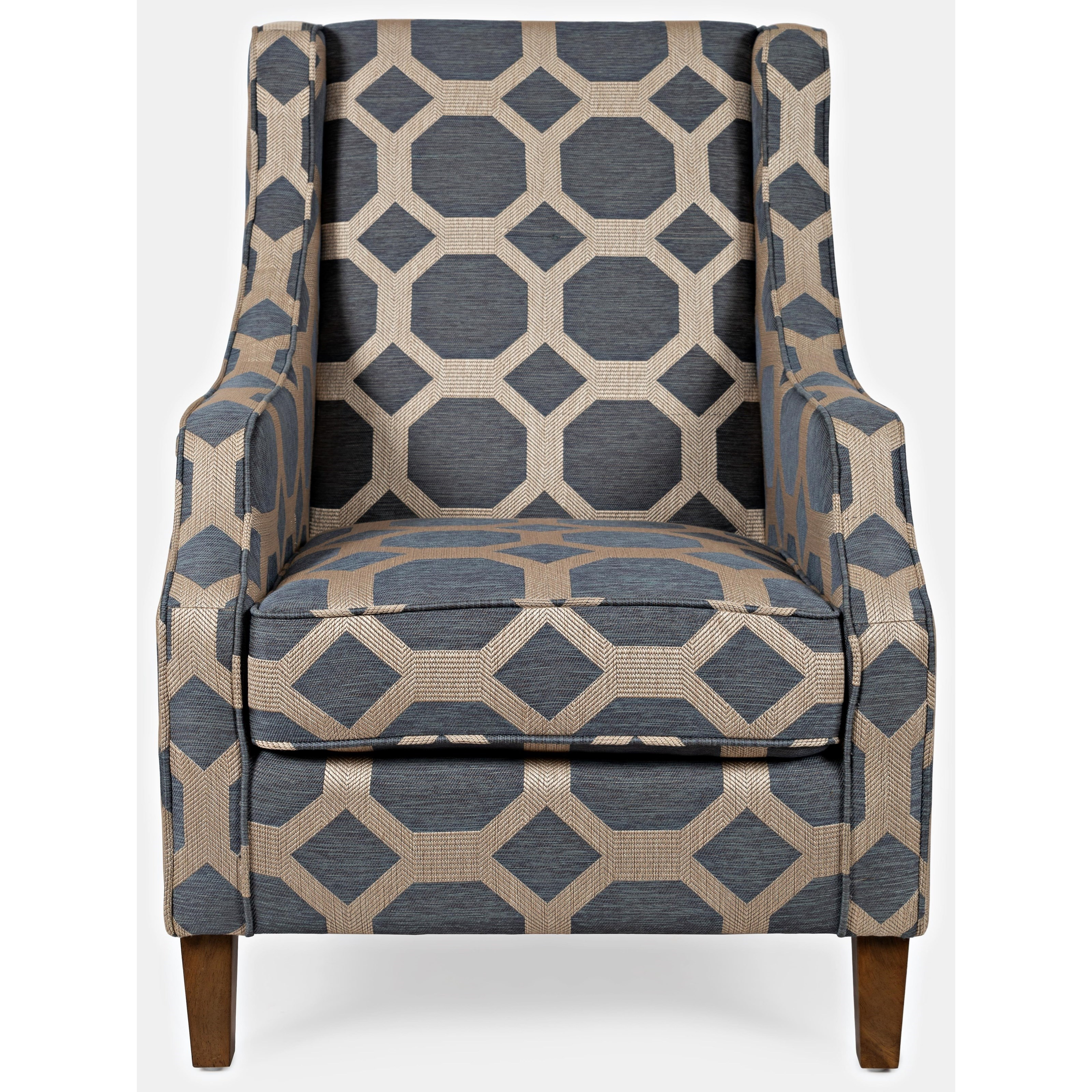 Accent Chairs Sanders Chair by Jofran at Jofran