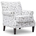 Jofran Easy Living Victoria Accent Chair