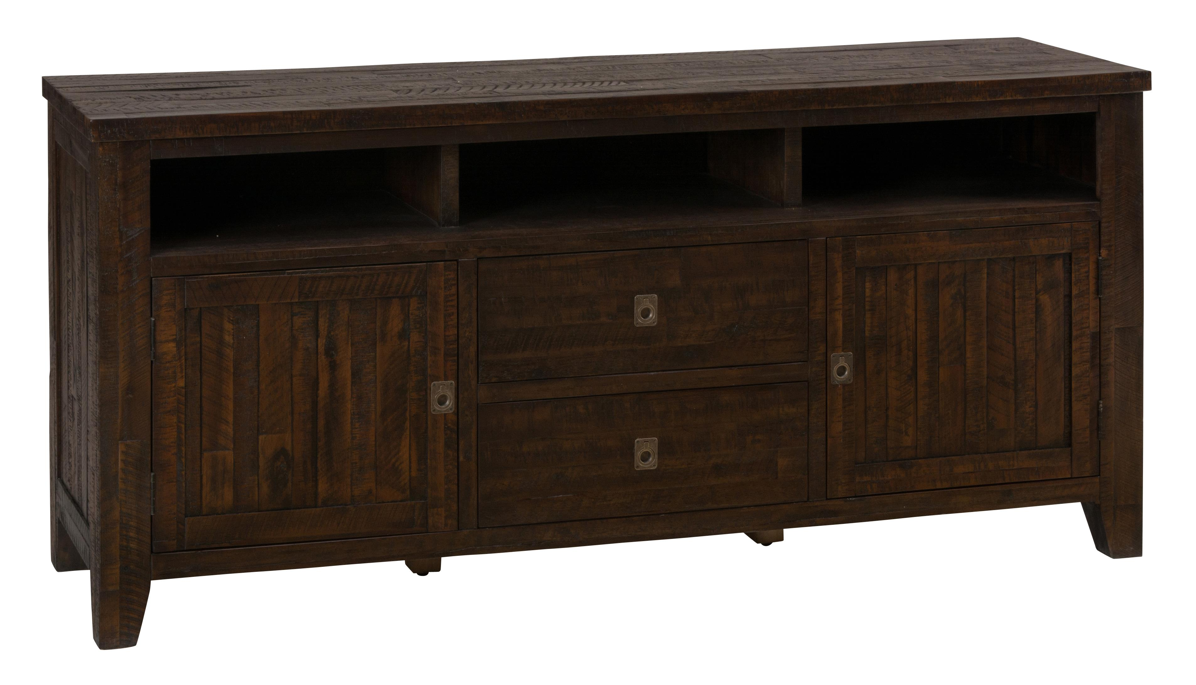 "Jofran Kona Grove 70"" Media Unit - Item Number: 706-70"
