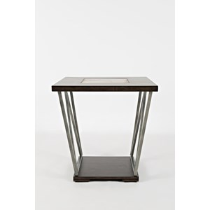 Jofran Leonardo End Table