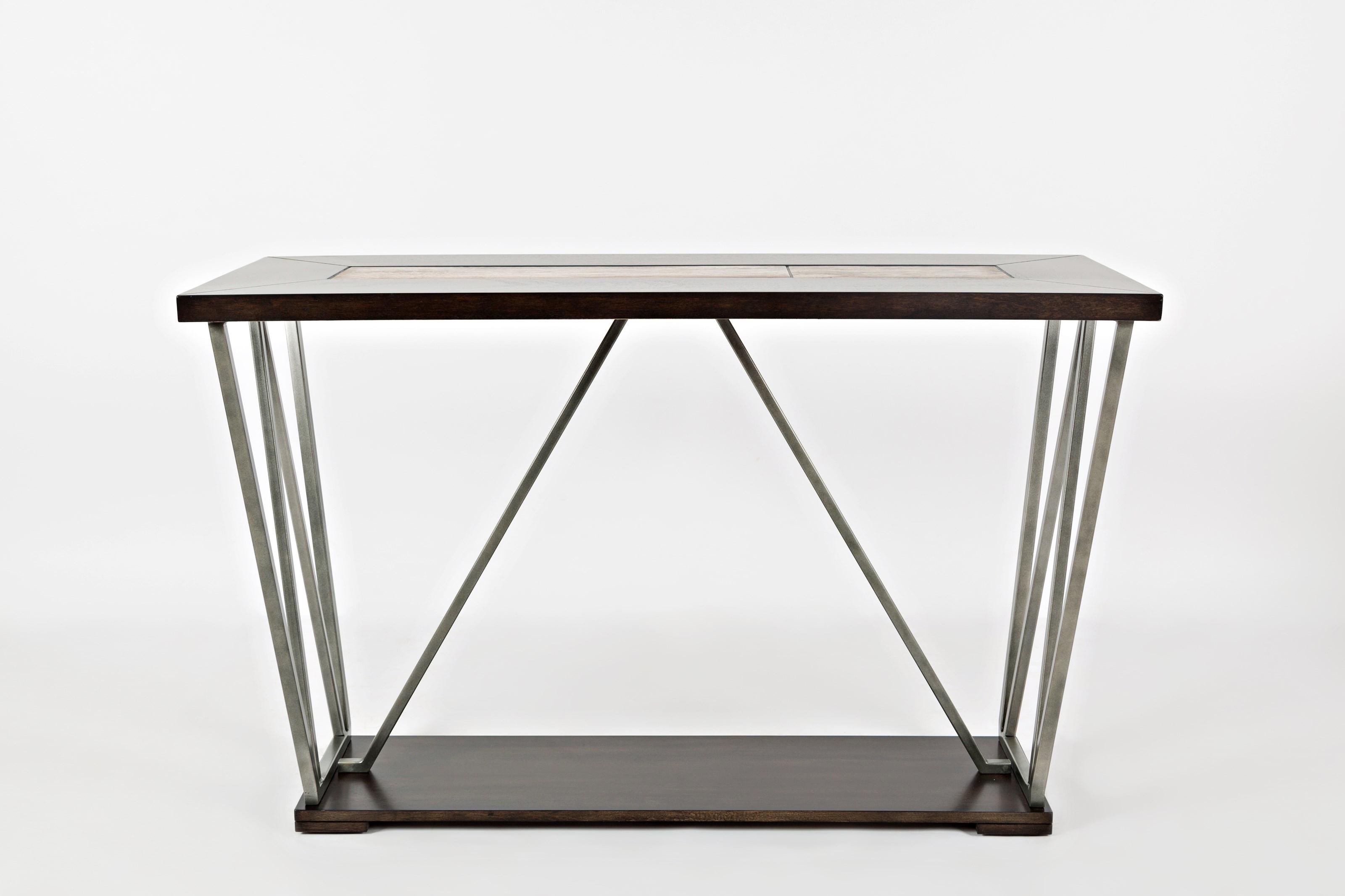 Leonardo Sofa Table by Jofran at Van Hill Furniture