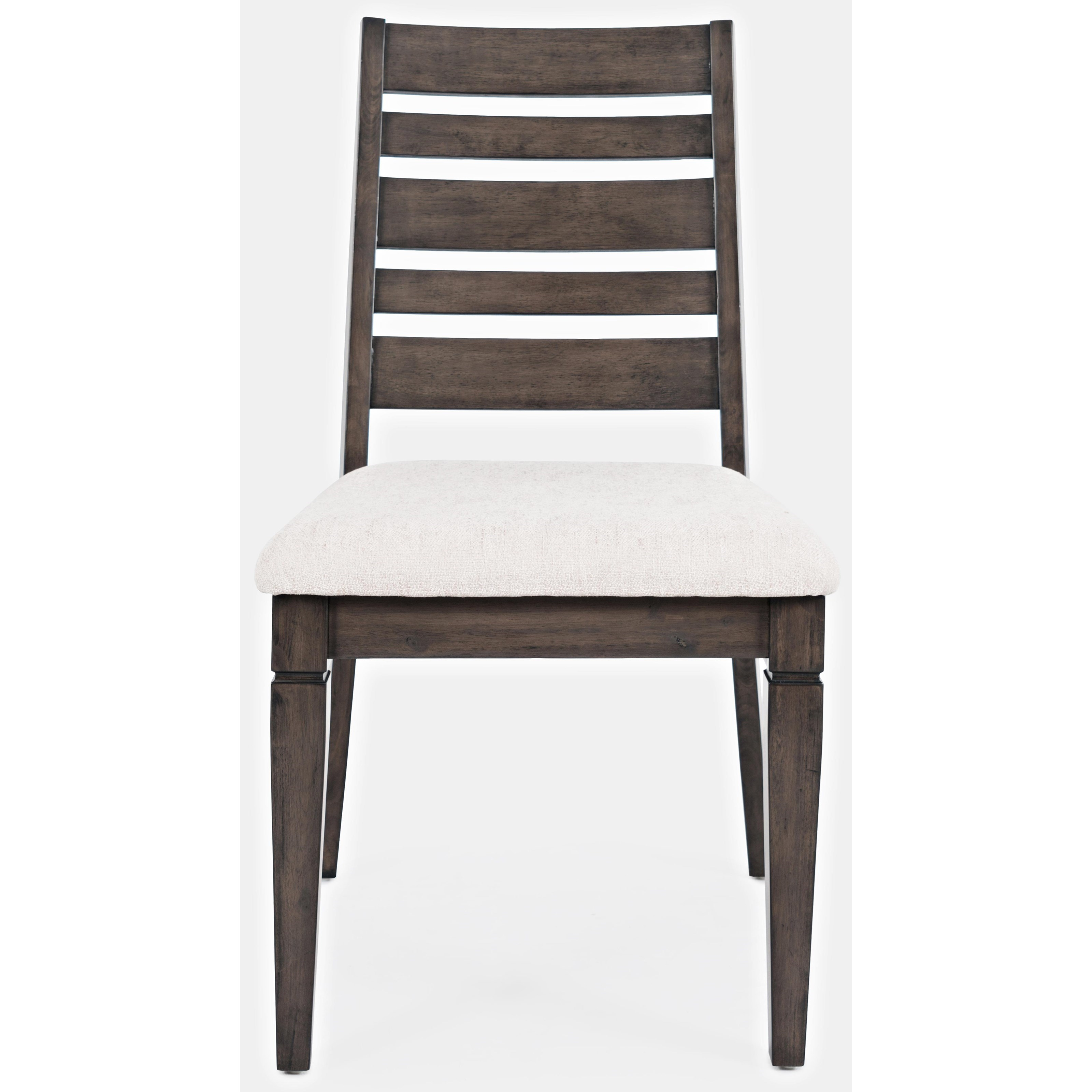Lincoln Square Ladderback Chair by Jofran at Stoney Creek Furniture