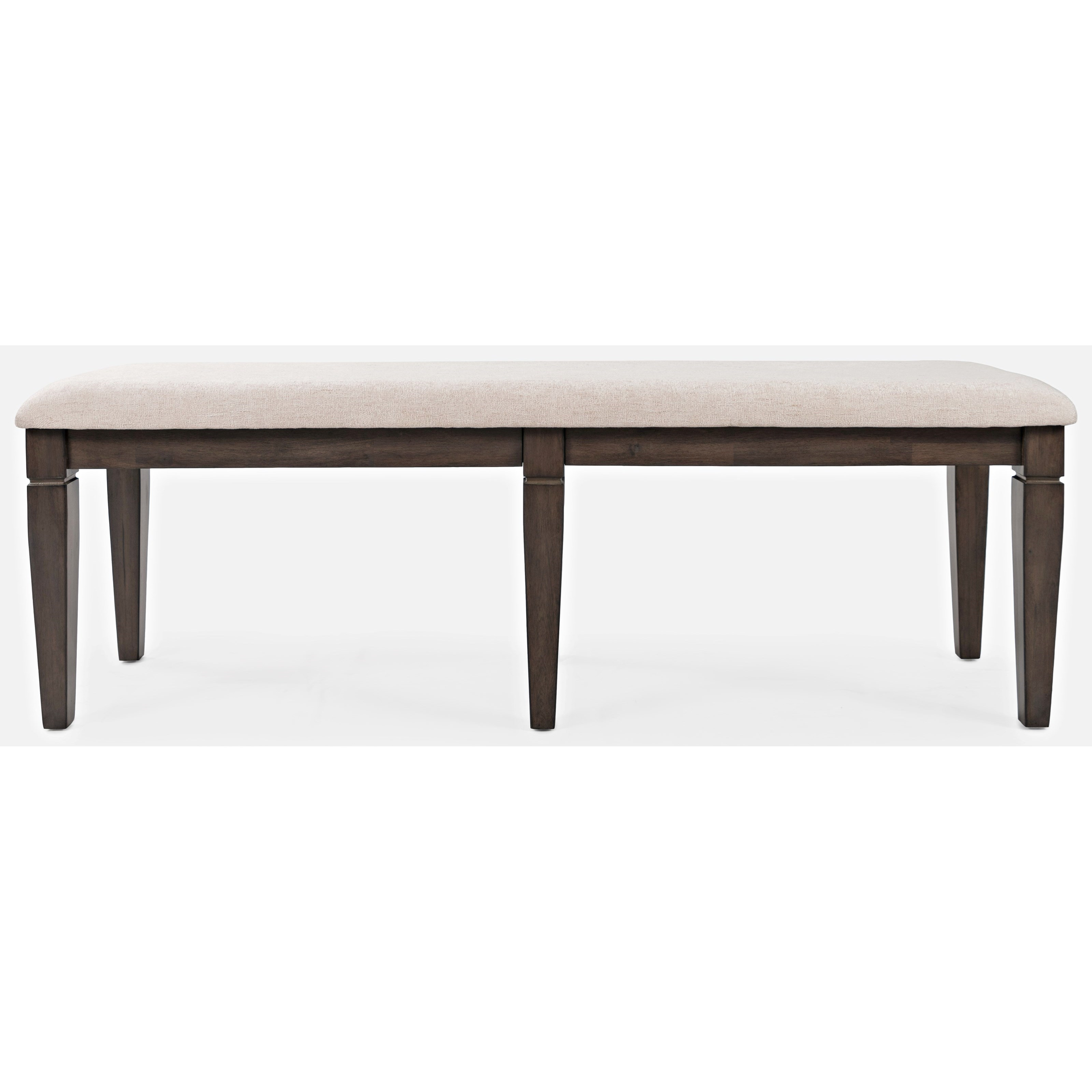 Lincoln Square Dining Bench by Jofran at Stoney Creek Furniture