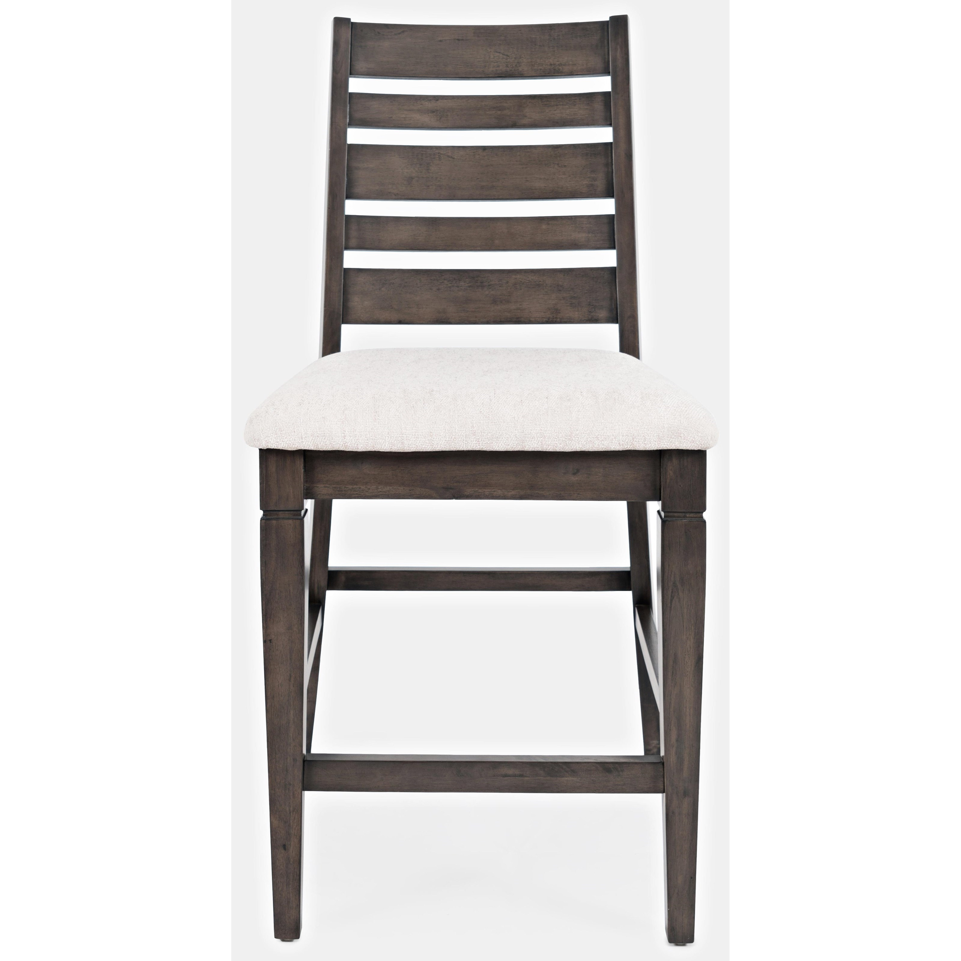 Lincoln Square Ladderback Stool by Jofran at Stoney Creek Furniture