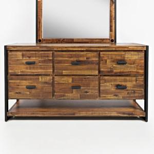 Jofran Loftworks Dresser