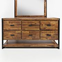 Jofran Loftworks Dresser - Item Number: 1693-10