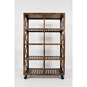 "Jofran Loftworks 48"" Trolley Pantry"