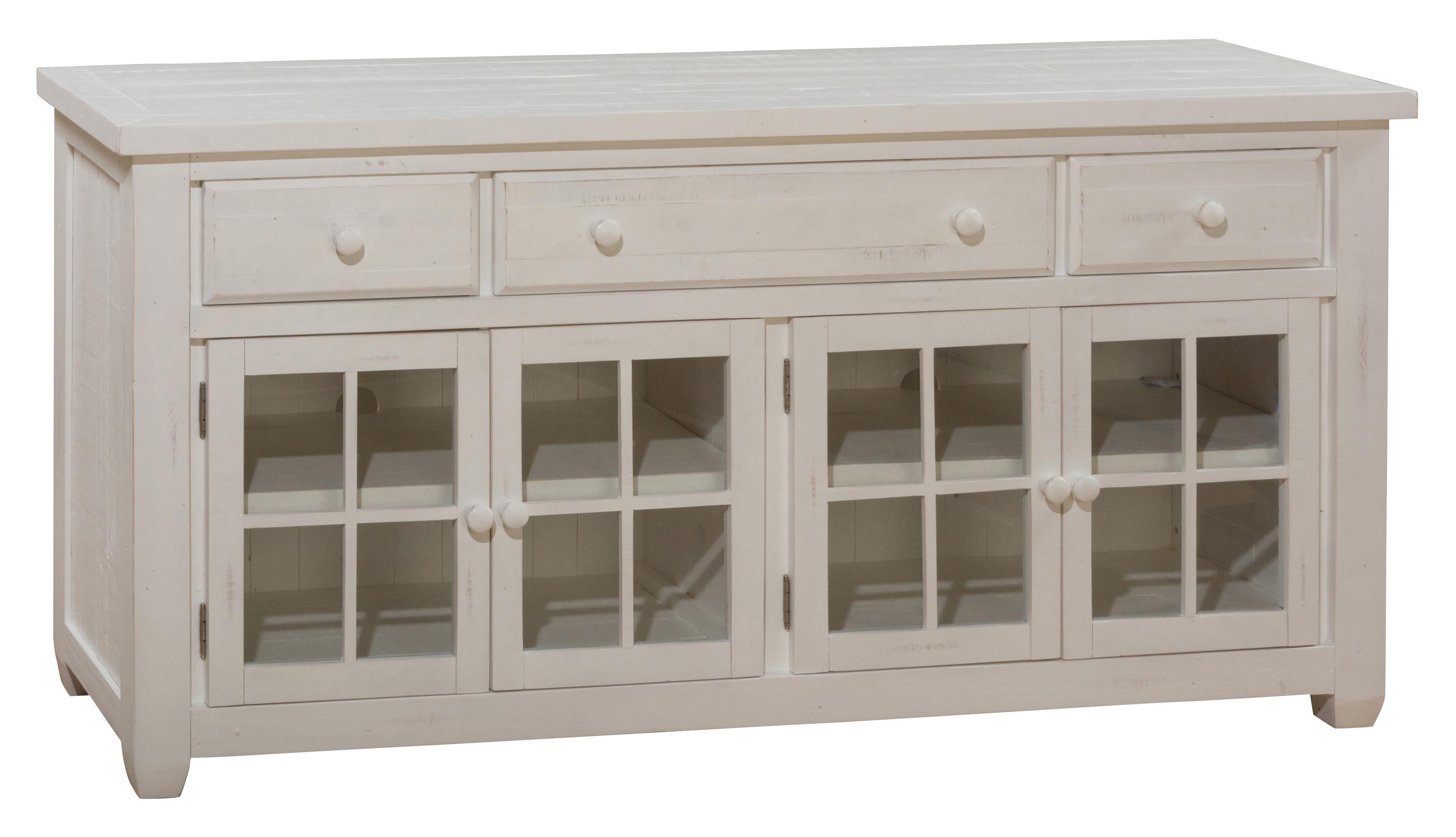 Jofran Madaket Media Console - Item Number: 648-66