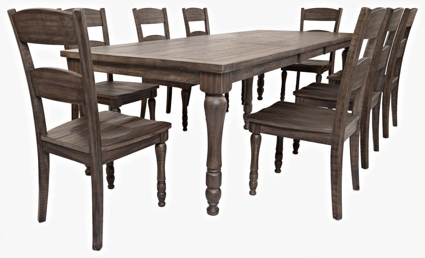 Table & 8 Chairs