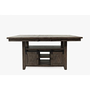 Jofran Madison County Adjustable Height Dining Table