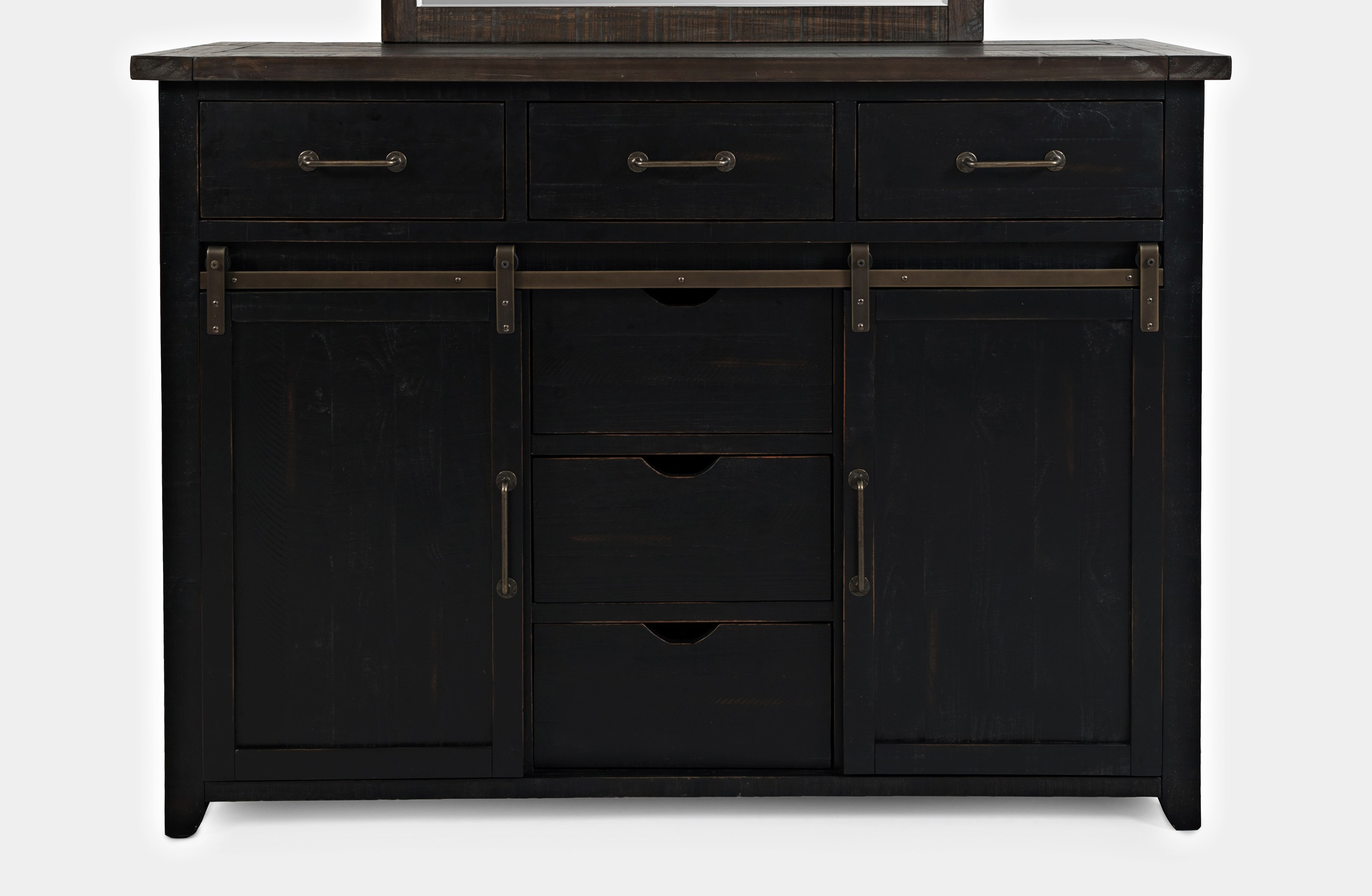 Madison County Door Dresser by Jofran at Stoney Creek Furniture