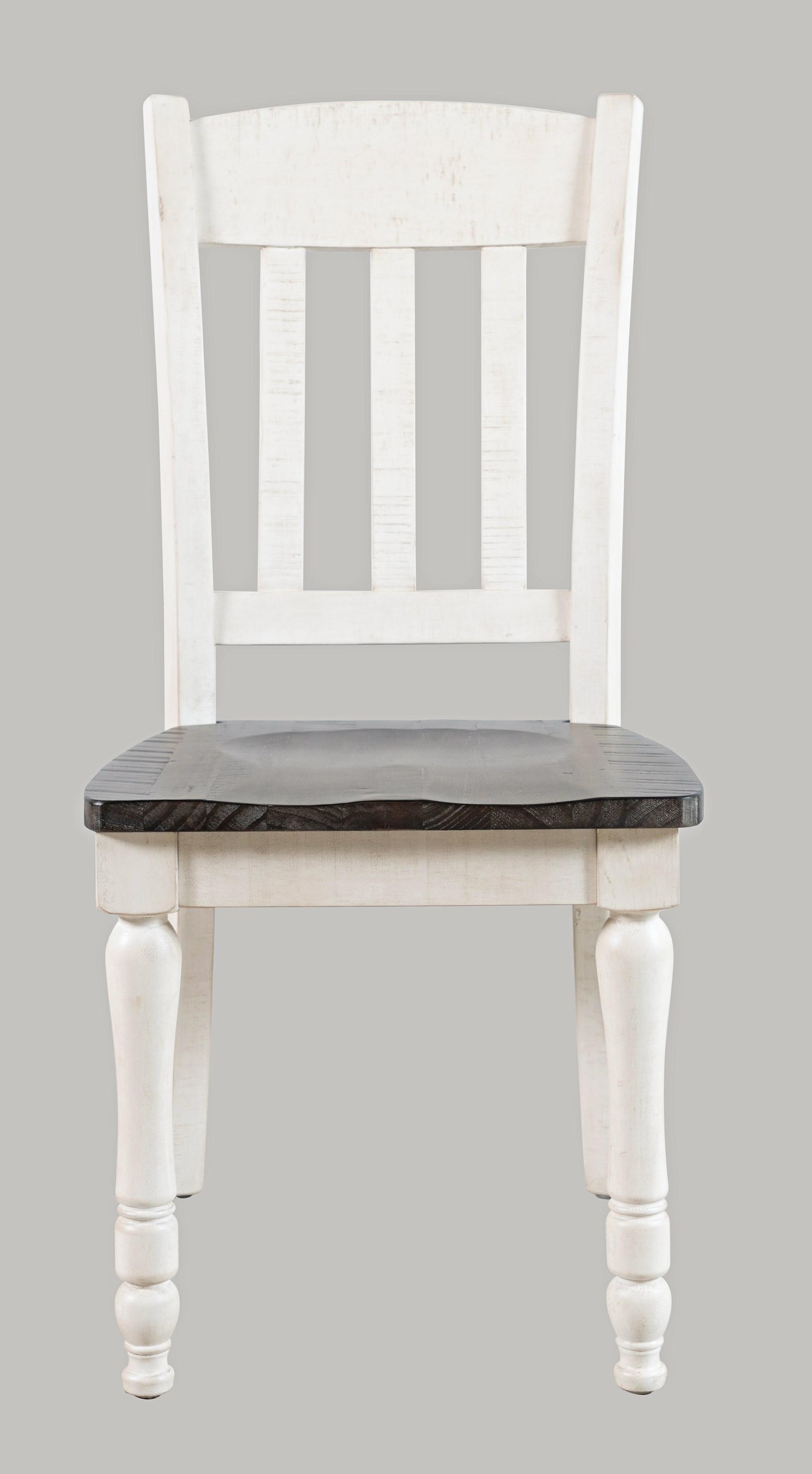 Madison County Slatback Dining Chair by Jofran at Jofran