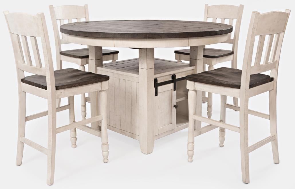 Pub Table & 4 Barstools