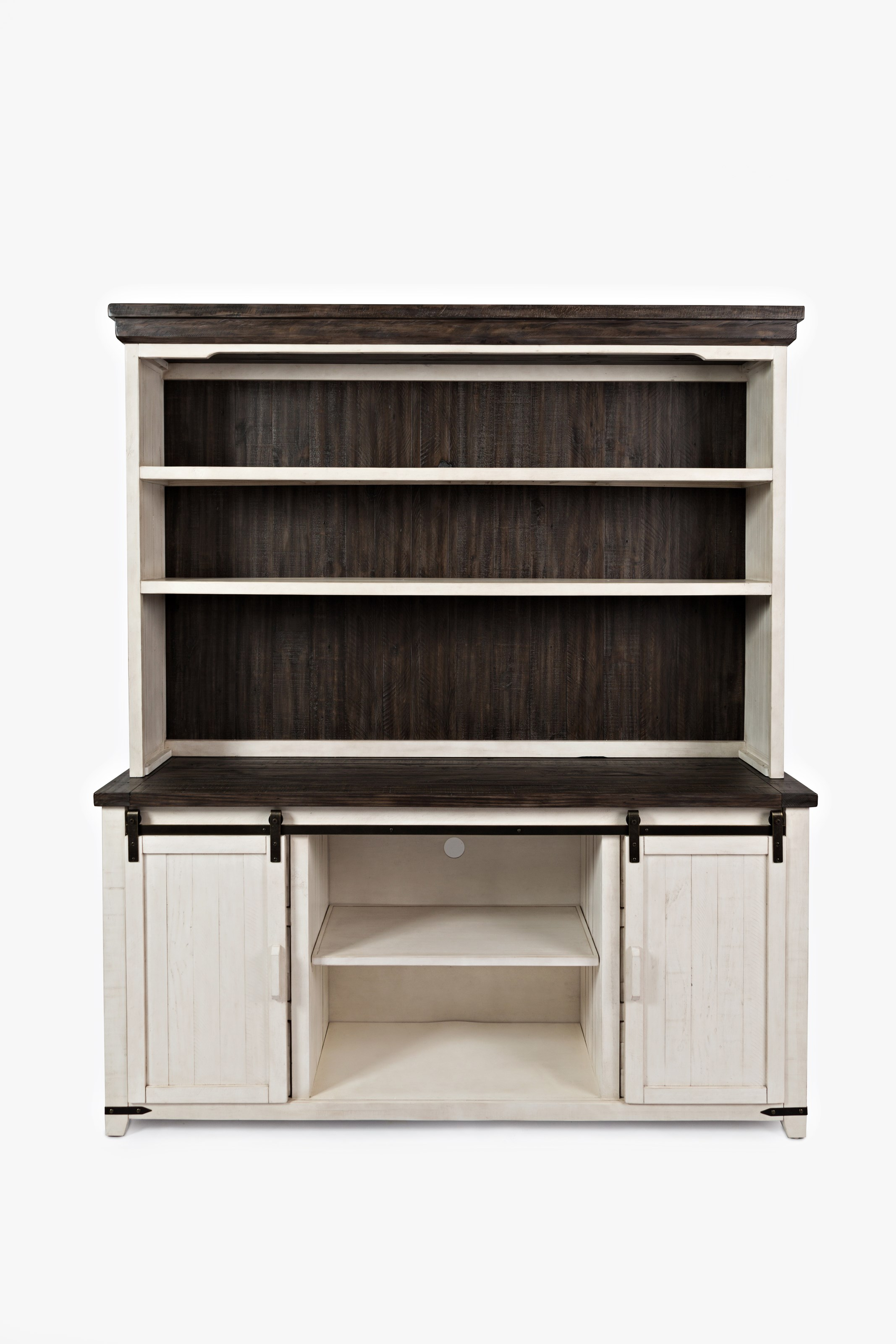Madison County Hutch Server by Jofran at Stoney Creek Furniture