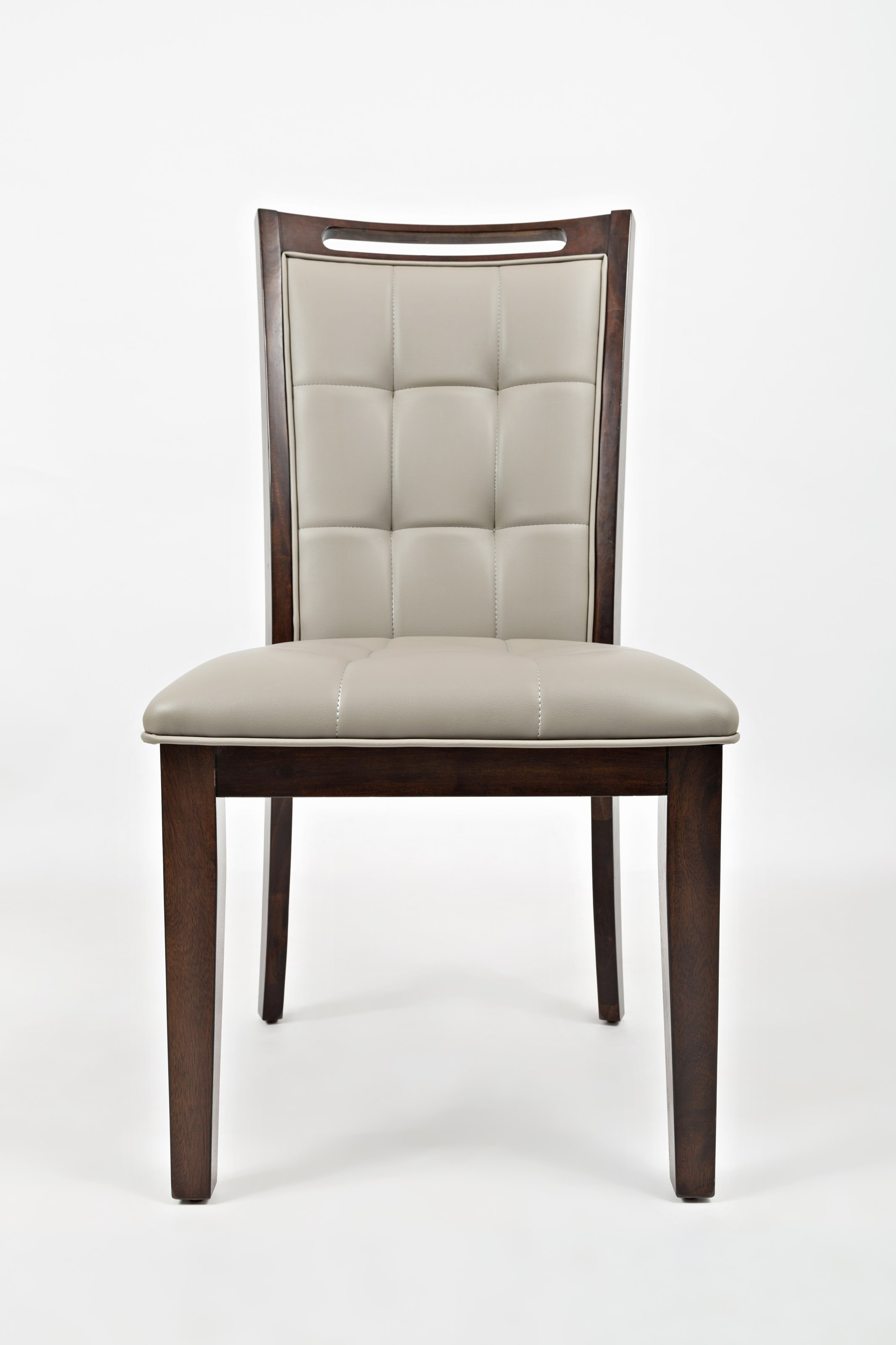 Jofran manchester upholstered dining chair vandrie home
