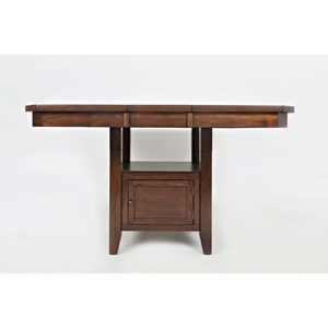 Jofran Manchester High/Low Table with Storage Base