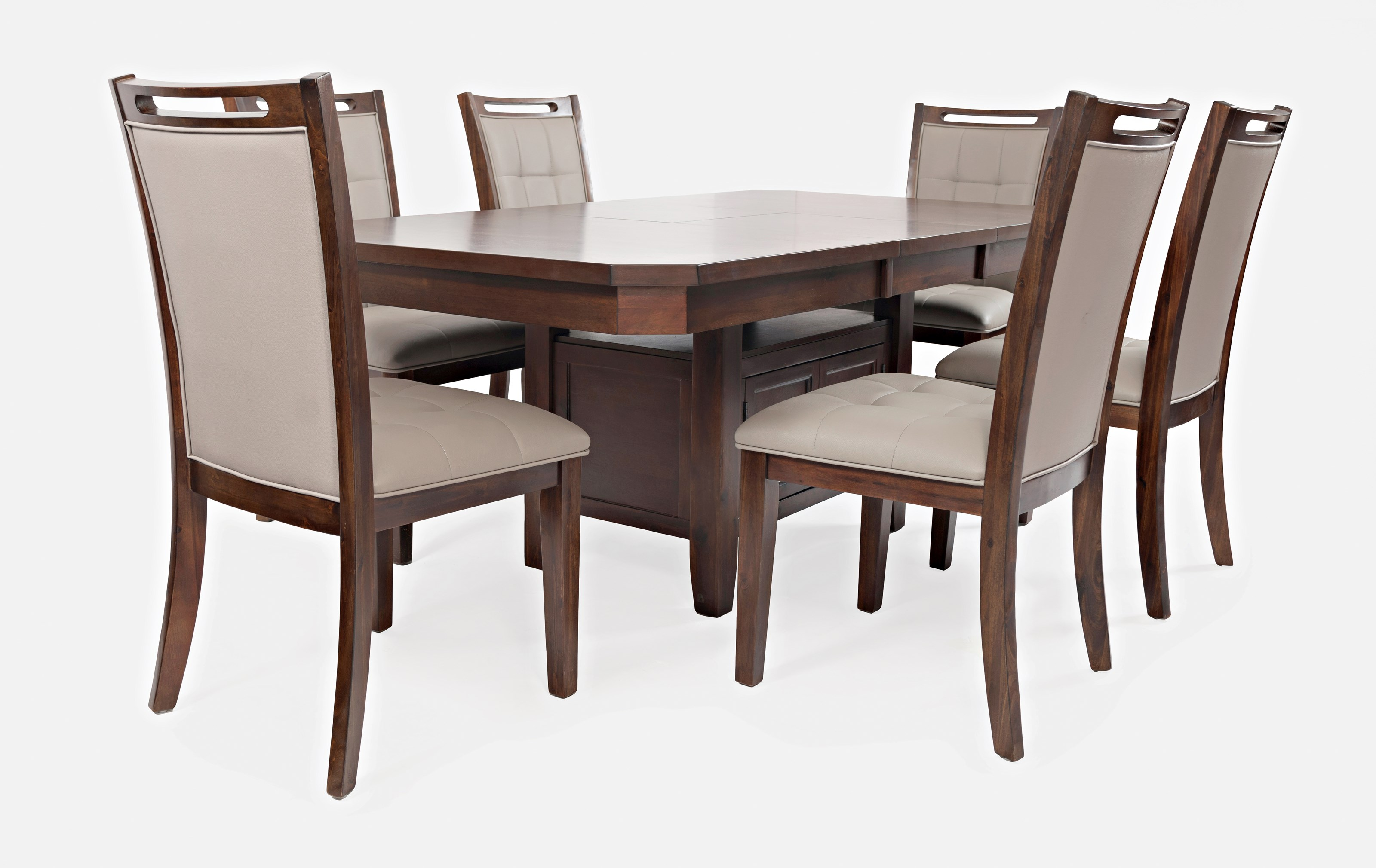 Jofran Manchester 1672 78t B High Low Rectangle Dining