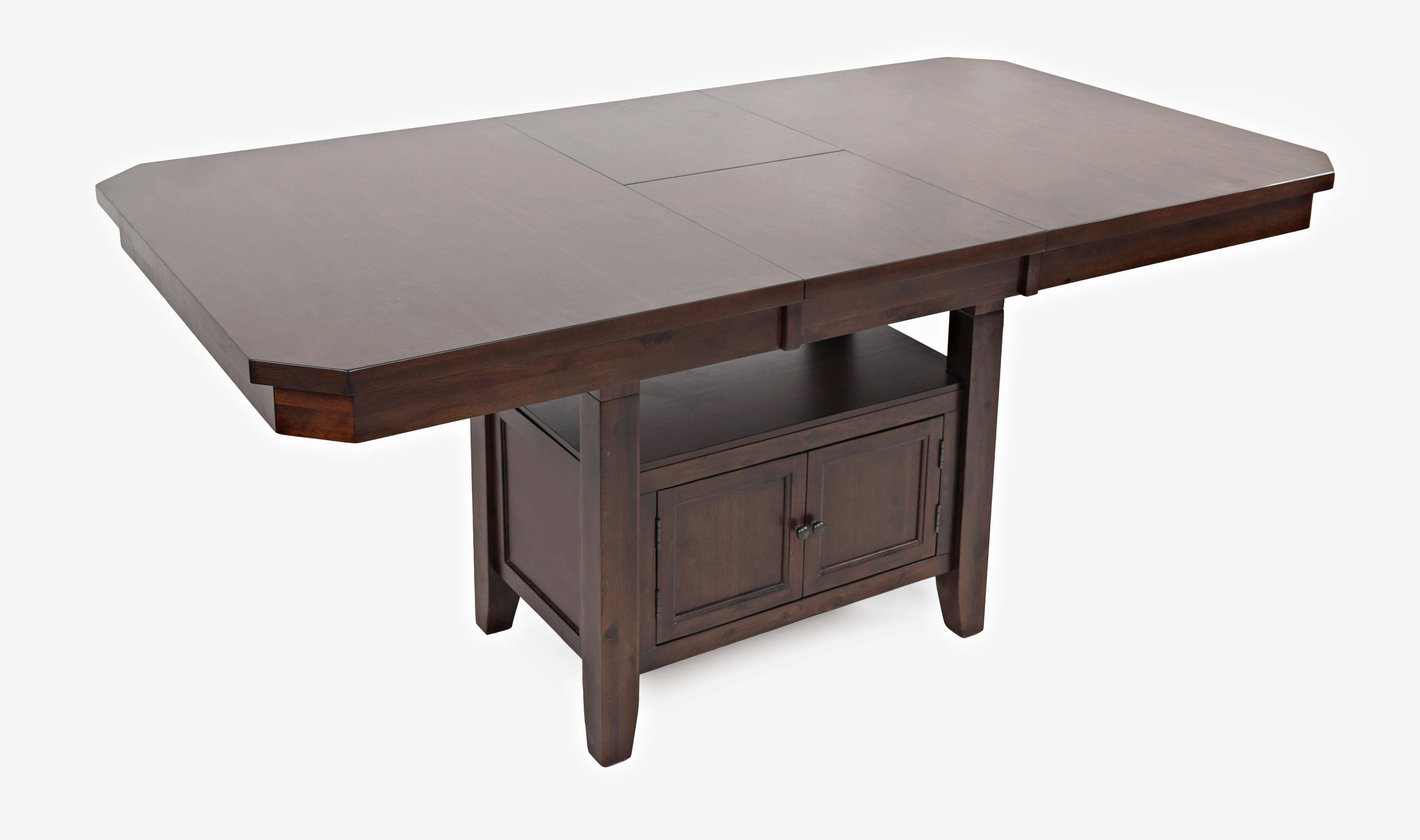 low dining room table | Jofran Manchester High/Low Rectangle Dining Table ...