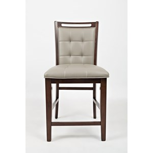 Jofran Manchester Upholstered Counter Stool