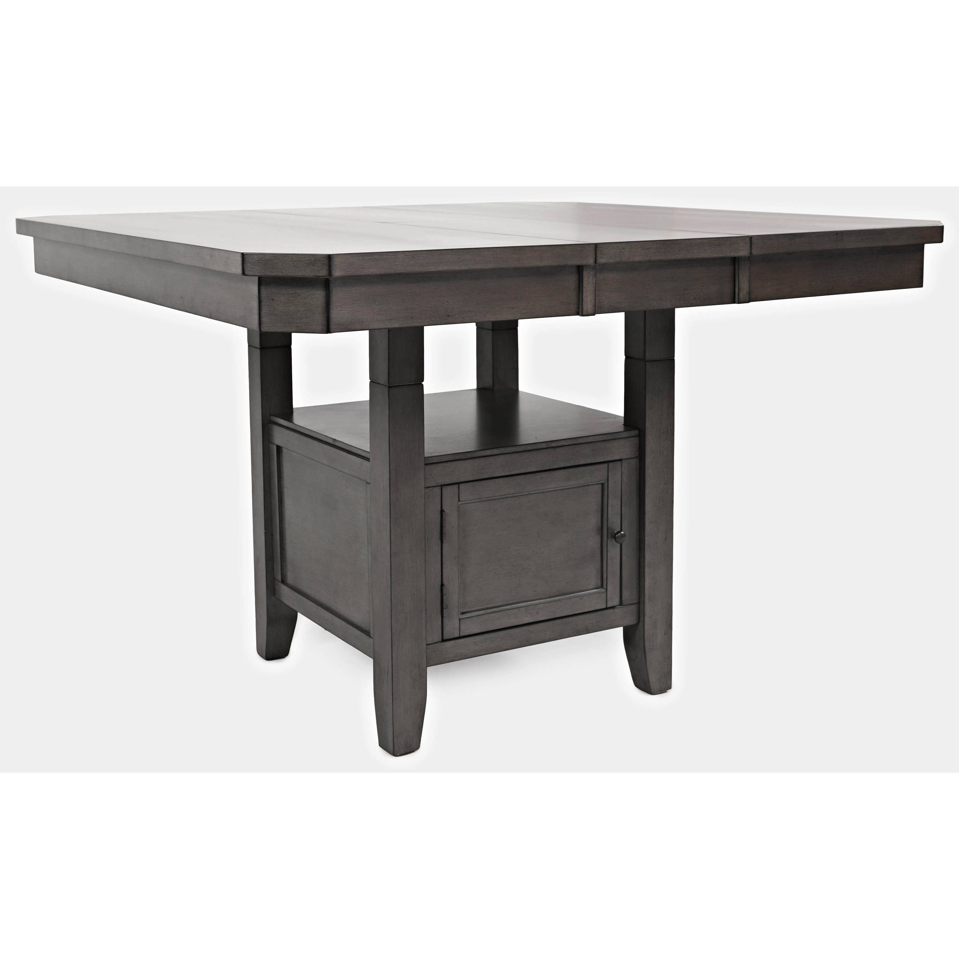 low dining room table | Jofran Manchester 1872-54 High/Low Square Dining Table ...