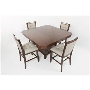 Jofran Manchester 5 Piece Table & Chair Set