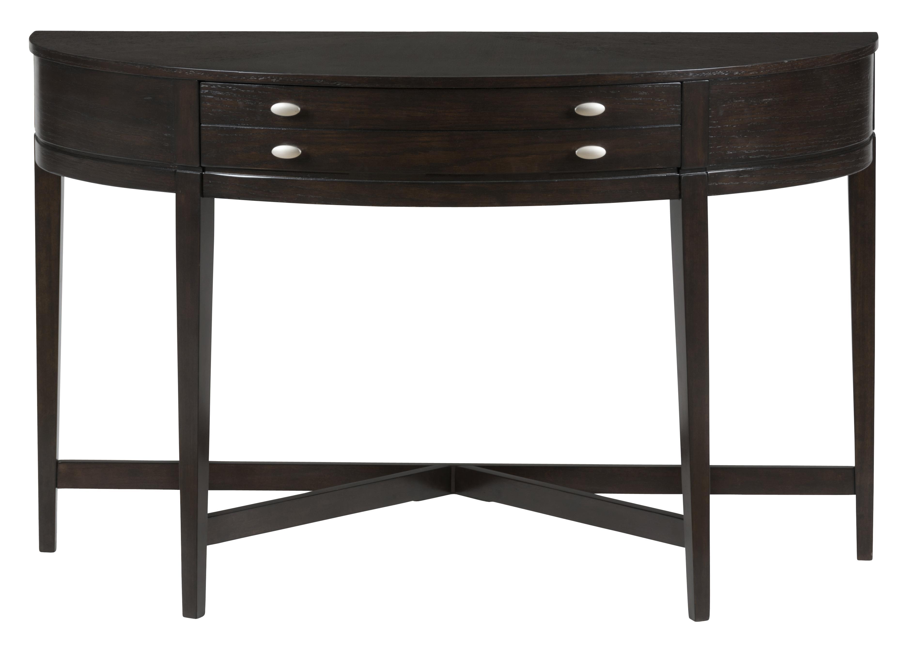 Jofran Miniatures - Kent County Demi-Lune Sofa Table - Item Number: 844-4