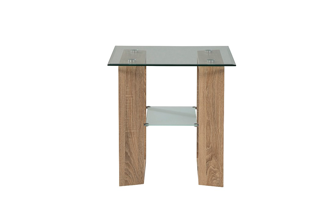 Modena End Table by Jofran at Jofran