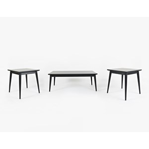 Jofran Modern 3 Pack Table Set