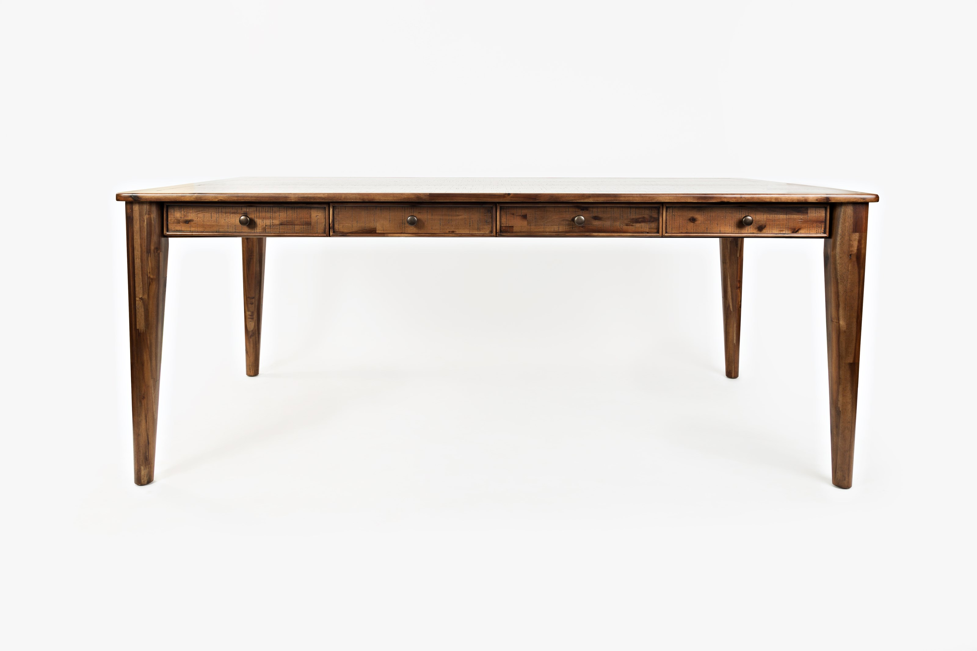 8 Drawer Dining Table