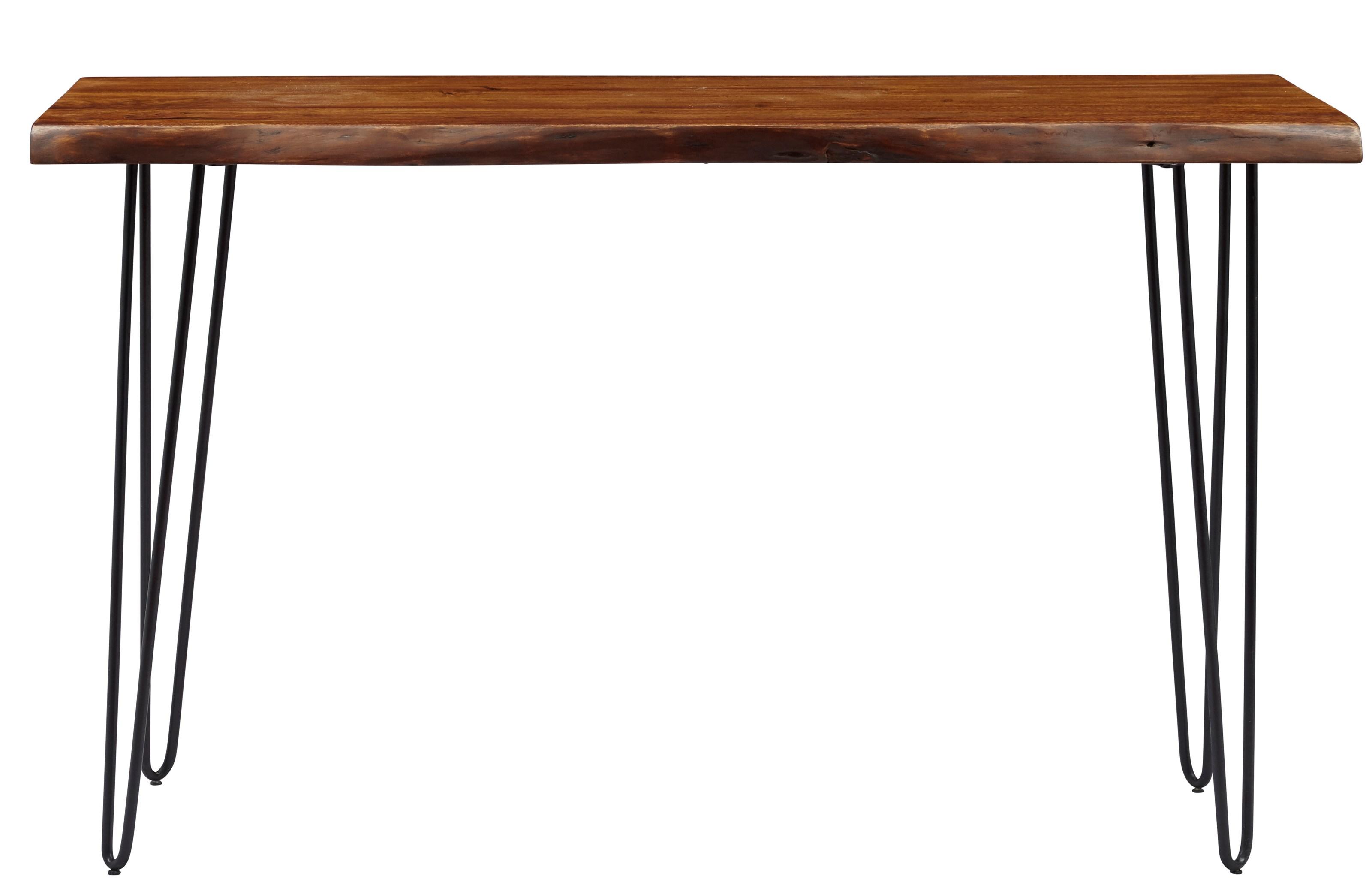 Nature's Edge Sofa Table by Jofran at Stoney Creek Furniture
